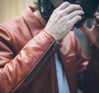 Jaqueta Moto Taylor Stitch - Imagem - 9