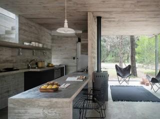 Arquitetura - Casa H3 - Estrutura de Concreto - Imagem - 6