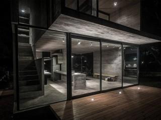 Arquitetura - Casa H3 - Estrutura de Concreto - Imagem - 8