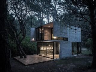 Arquitetura - Casa H3 - Estrutura de Concreto - Imagem - 10