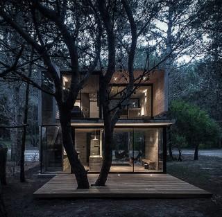 Arquitetura - Casa H3 - Estrutura de Concreto - Imagem - 11