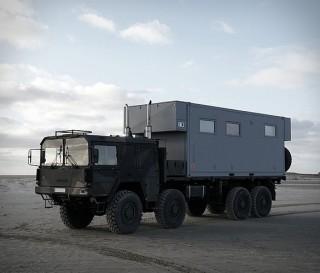 Veículo de Expedição Bliss Mobil - Imagem - 16