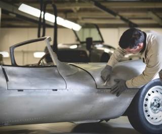 Jaguar XKSS - Imagem - 6