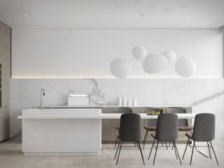 Arquitetura - Apartamento Minimalista Bachelor - Imagem - 7