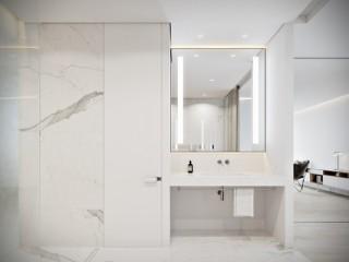 Arquitetura - Apartamento Minimalista Bachelor - Imagem - 10
