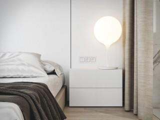 Arquitetura - Apartamento Minimalista Bachelor - Imagem - 11