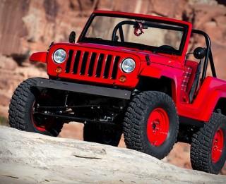 Jeep Shortcut - Imagem - 6