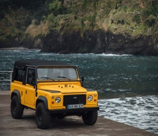Land Rover Defender D90 Beach Runner - Imagem - 9