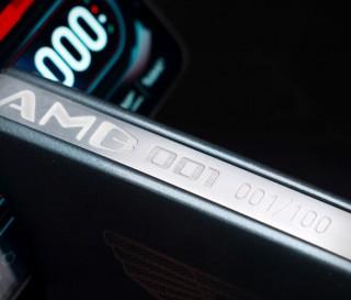 Moto Aston Martin AMB 001 Motorcycle - Imagem - 10