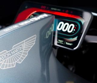 Moto Aston Martin AMB 001 Motorcycle - Imagem - 6