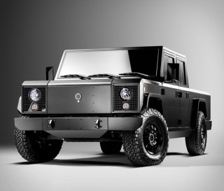 Bollinger All-Electric SUV - Imagem - 14