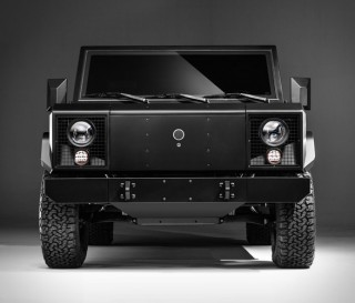Bollinger All-Electric SUV - Imagem - 6