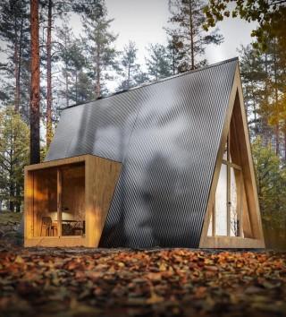 Quer construir sua própria cabana na selva? - Imagem - 13
