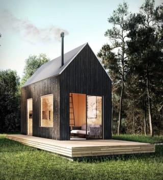 Quer construir sua própria cabana na selva? - Imagem - 15