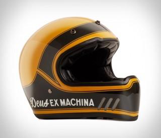 Capacetes Deus Django Vintage MX Helmet - Imagem - 7