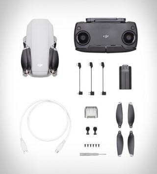 DJI Mavic Mini - Drone menor e mais leve drone dobrável de todos os tempos da DJI - Imagem - 6