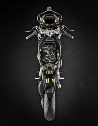 A Ducati lançou sua moto mais poderosa de sempre - DUCATI SUPERLEGGERA V4 - Imagem - 7