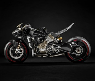 A Ducati lançou sua moto mais poderosa de sempre - DUCATI SUPERLEGGERA V4 - Imagem - 8