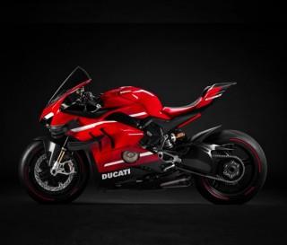 A Ducati lançou sua moto mais poderosa de sempre - DUCATI SUPERLEGGERA V4 - Imagem - 9