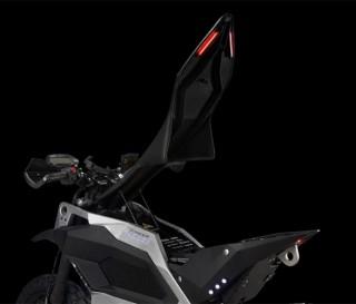 Moto Robusta E-Racer - E-Racer Rugged Motorcycle - Imagem - 7