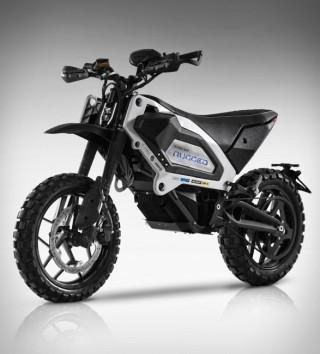 Moto Robusta E-Racer - E-Racer Rugged Motorcycle - Imagem - 8