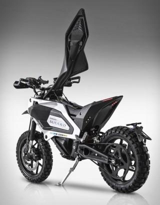 Moto Robusta E-Racer - E-Racer Rugged Motorcycle - Imagem - 9