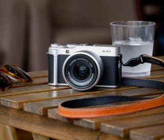 Câmera Fujifilm X-A7 - Imagem - 6