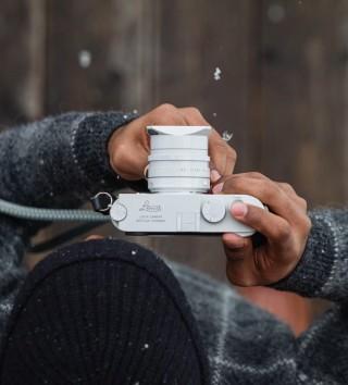 Câmera Hodinkee x Leica M10-P Ghost Edition - Imagem - 6