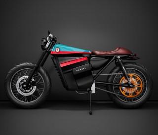 Moto HONDA ELECTRIC CAFE RACER - Imagem - 10
