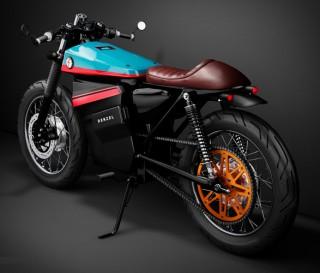 Moto HONDA ELECTRIC CAFE RACER - Imagem - 12
