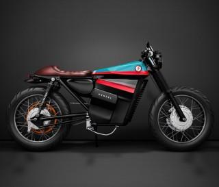 Moto HONDA ELECTRIC CAFE RACER - Imagem - 13