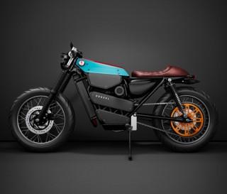 Moto HONDA ELECTRIC CAFE RACER - Imagem - 14