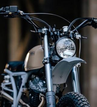 Moto Honda Mokka XR650 Scrambler - Imagem - 6