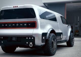 Neuron EV T.ONE Modular Utility Vehicle - Imagem - 16