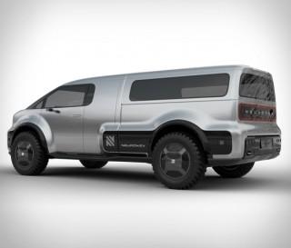 Neuron EV T.ONE Modular Utility Vehicle - Imagem - 6