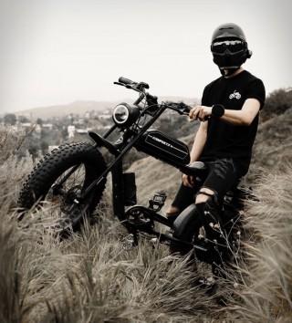 Bicicleta Elétrica - Super73-S1 E-Bike - Imagem - 9