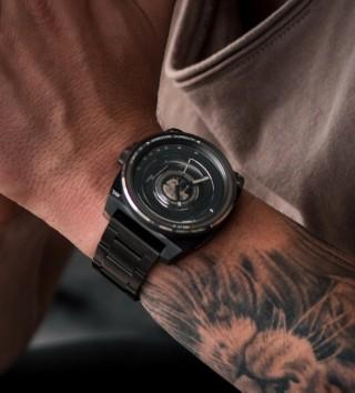 Relógio TACS AVL II Dark Metal Watch - Imagem - 8