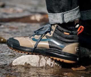 Sapatos para Surfistas - Vans + Finisterre UltraRange Hi DL - Imagem - 7