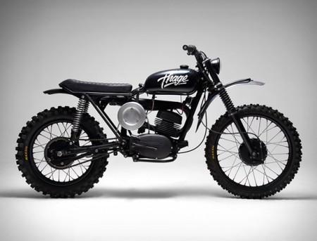 Moto Husqvarna 256 Thage - Imagem - 6