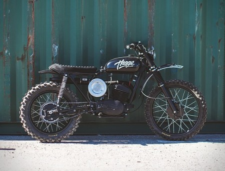 Moto Husqvarna 256 Thage - Imagem - 8