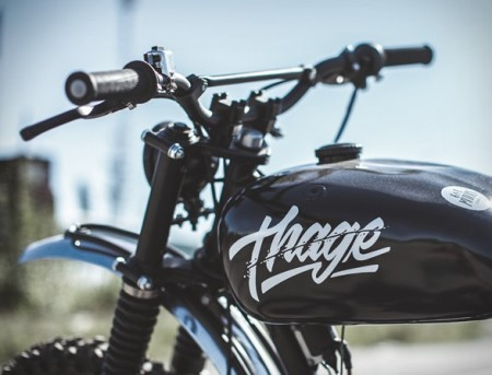 Moto Husqvarna 256 Thage - Imagem - 9