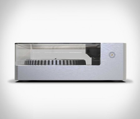 Fábrica de Vinil Portátil - PHONOCUT HOME VINYL RECORDER - Imagem - 6
